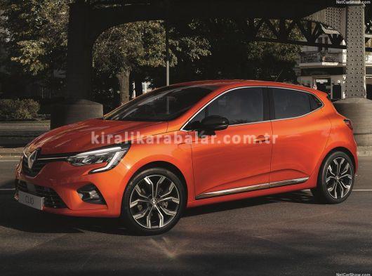 Stilay Araç Kiralama'dan Renault Clio