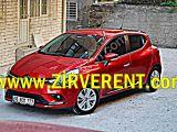 ZİRVE OTO KİRALAMA Kiralık Renault Clıo 4 Hb Dizel -