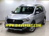 ZİRVE RENT A CAR KİRALIK LODGY 7 KİŞİLİK, DOBLO, PARTNER