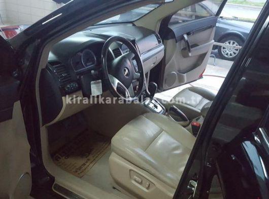 Kiralık Chevrolet Captiva Günlük 200 TL