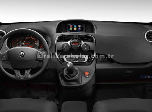 DERVİSH OTO KİRALAMA'dan Renault Kangoo