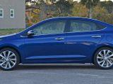 Elit Erzincan Oto Kiralama'dan Hyundai Accent Blue
