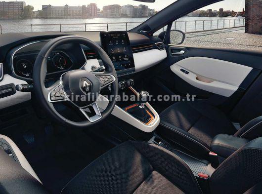 YAŞAR Rent A Car'dan Renault Fluance