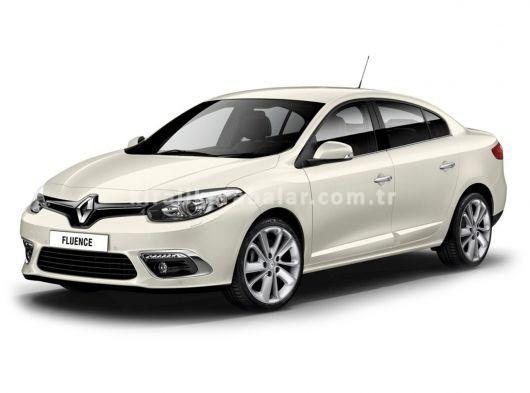 Stilay Araç Kiralama'dan Renault Fluance