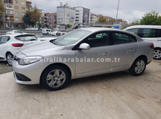 KOÇLAR RENT A CAR'dan Renault Fluance
