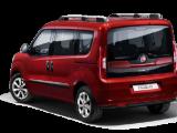 NİLÜFER RENT A CAR'dan Fiat Doblo