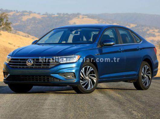 VIP Life Turizm'den Volkswagen Jetta