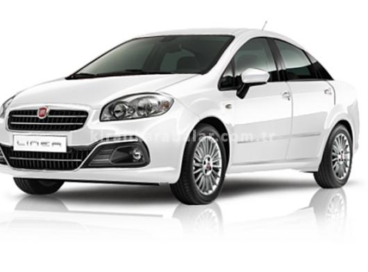 ALVIS Kayseri Car Rental'den Fiat Linea