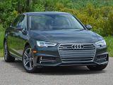 Tesslim Luxury Car Rental'den Kiralık Audi A4