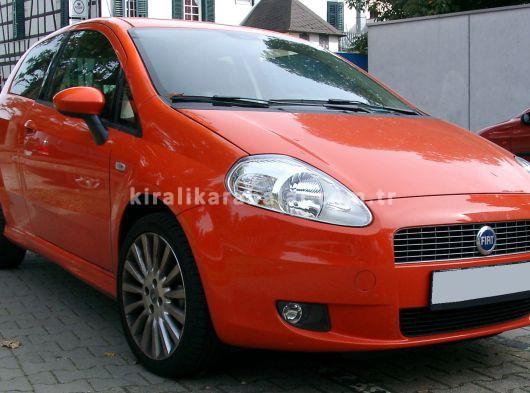 Mertali Rent A Car'dan Kiralık Fiat Punto