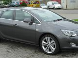 Cemre Rent A Car'dan Opel Astra Otomatik
