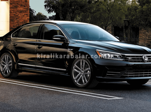 KUTLU Oto Kiralama'dan Volkswagen Passat
