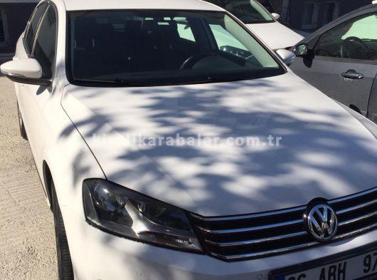 Ankara VW Passat Kiralama