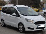 Ayata Rent A Car'dan Ford Tourneo Courier