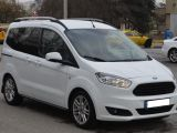 ALVIS Kayseri Car Rental'den Ford Tourneo Courier