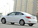 Kiralk Hyundai Accent Blue