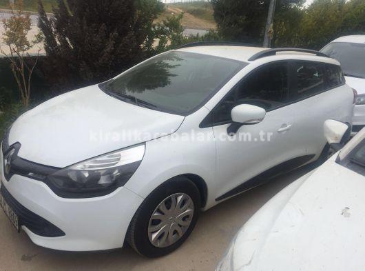 Kiralık 90 TL'ye Dizel Renault Clio Wagon