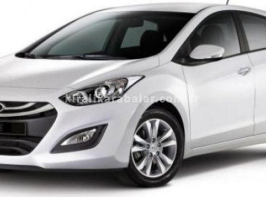 Günlük 130 TL. ye Hyundai i30