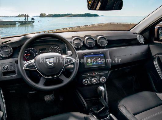 KOÇLAR RENT A CAR'dan Dacia Duster