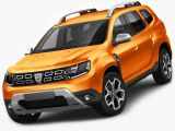 Ünlü Grup Rent A Car'dan Dacia Duster