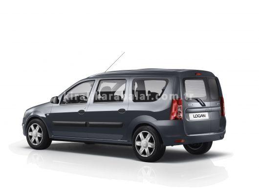 Kiralık Dacia Logan