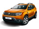DLM Car Rental'den Kiralık Dacia Duster