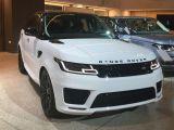 Kiralık Range Rover Sport