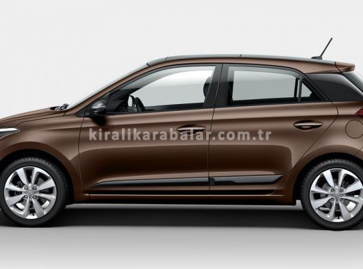 Stilay Araç Kiralama'dan Hyundai İ20