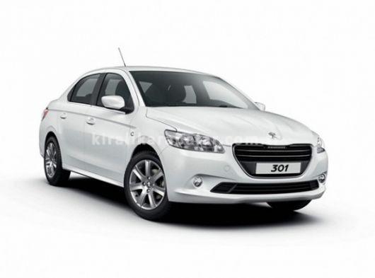 Günlük 100 TL. den Başlayan Fiyatlarla Peugeot-301