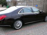 Tesslim Luxury Car Rental'den Kiralık Mercedes Benz S350