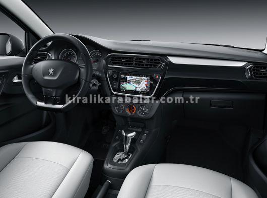 Rent Go'dan Peugeot 301