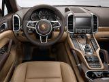 Kaya Rent A Car'dan Porsche Cayenne-S