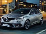 Stilay Araç Kiralama'dan Renault Megane  Hatchback