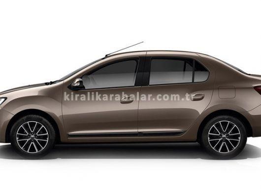 ALVIS Kayseri Car Rental'den Renault Symbol