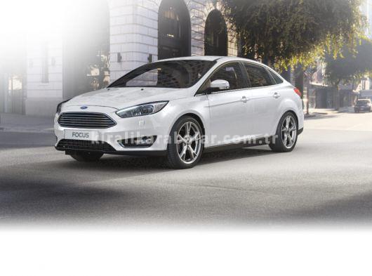 Günlük 100 TL. den Başlayan Fiyatlarla Ford Focus