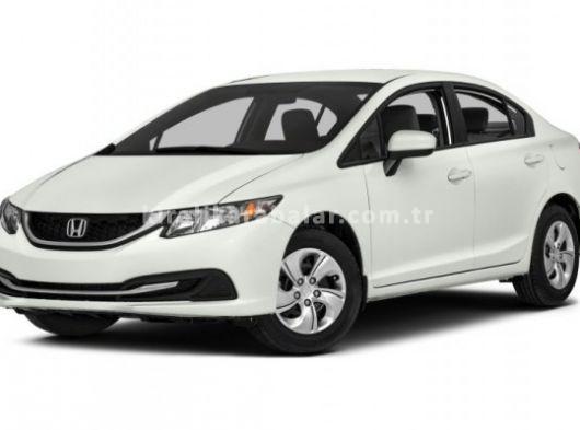 Kiralık Honda Civic