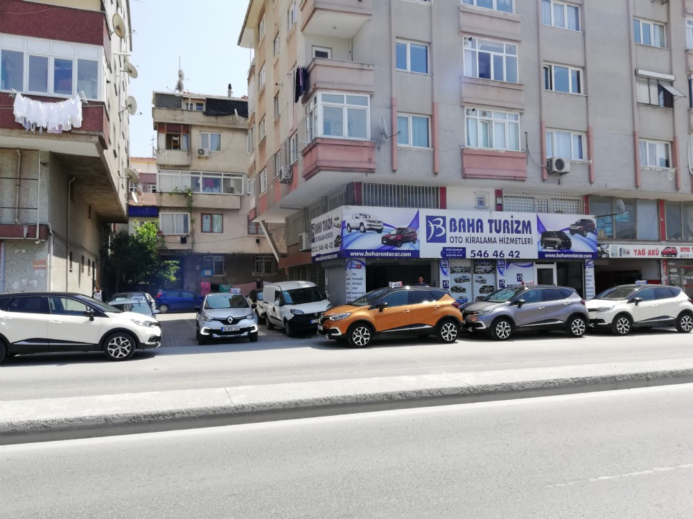 Baha Rent A Car / Zeytinburnu