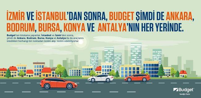 Budget İstediğin Yerde